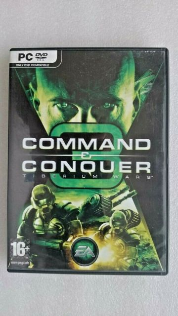 Command & Conquer: Tiberium Wars (PC: Windows, 2007)